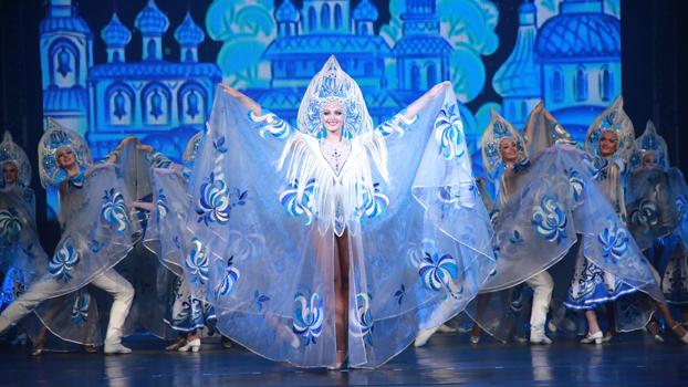 Il Russian National Show Gzhel in Italia