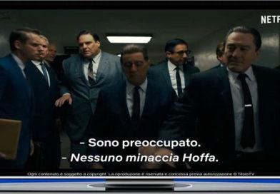 "L'irlandese De Niro sbarca su Netflix con ""The Irishman"""