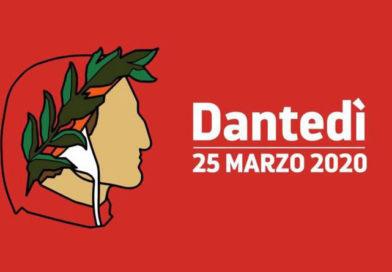 25 marzo 2020, un giorno per Dante Alighieri