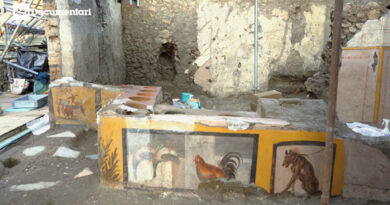 Pompei ultima scoperta