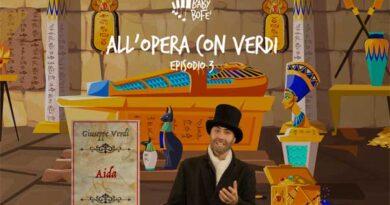 All'opera con Giuseppe Verdi