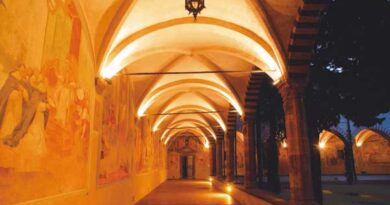 Il Chiostro di Santa Maria Novella brilla di luce nuova