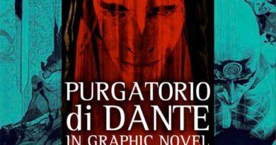 Purgatorio di Dante in Graphic Novel