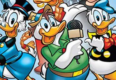 Disney e Vincenzo Mollica in PaperShow