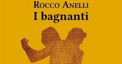 I bagnanti il libro di Rocco Anelli