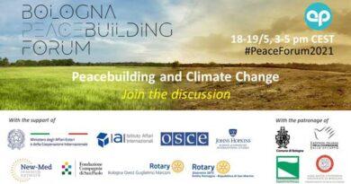 Bologna Peacebuilding Forum