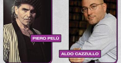 """Piero Pelu' & Aldo Cazzullo """"A Riveder Le Stelle"""""""
