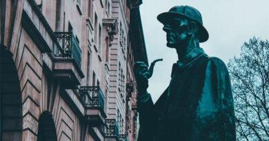22 maggio: Sherlock Holmes Day