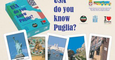 USA Do You know Puglia