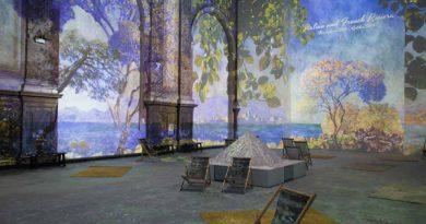 Claude Monet fino a Natale