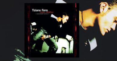 """Tiziano Ferro. """"Rosso relativo Anniversary Edition"""""""