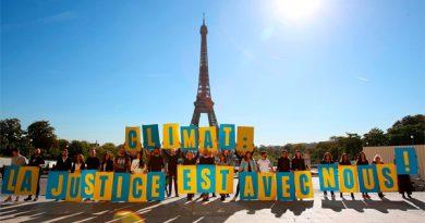 Tribunale ordina alla Francia il rispetto degli impegni sul clima
