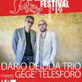 Gegè Telesforo & Dario Deidda al Peperoncino Jazz Festival 2019